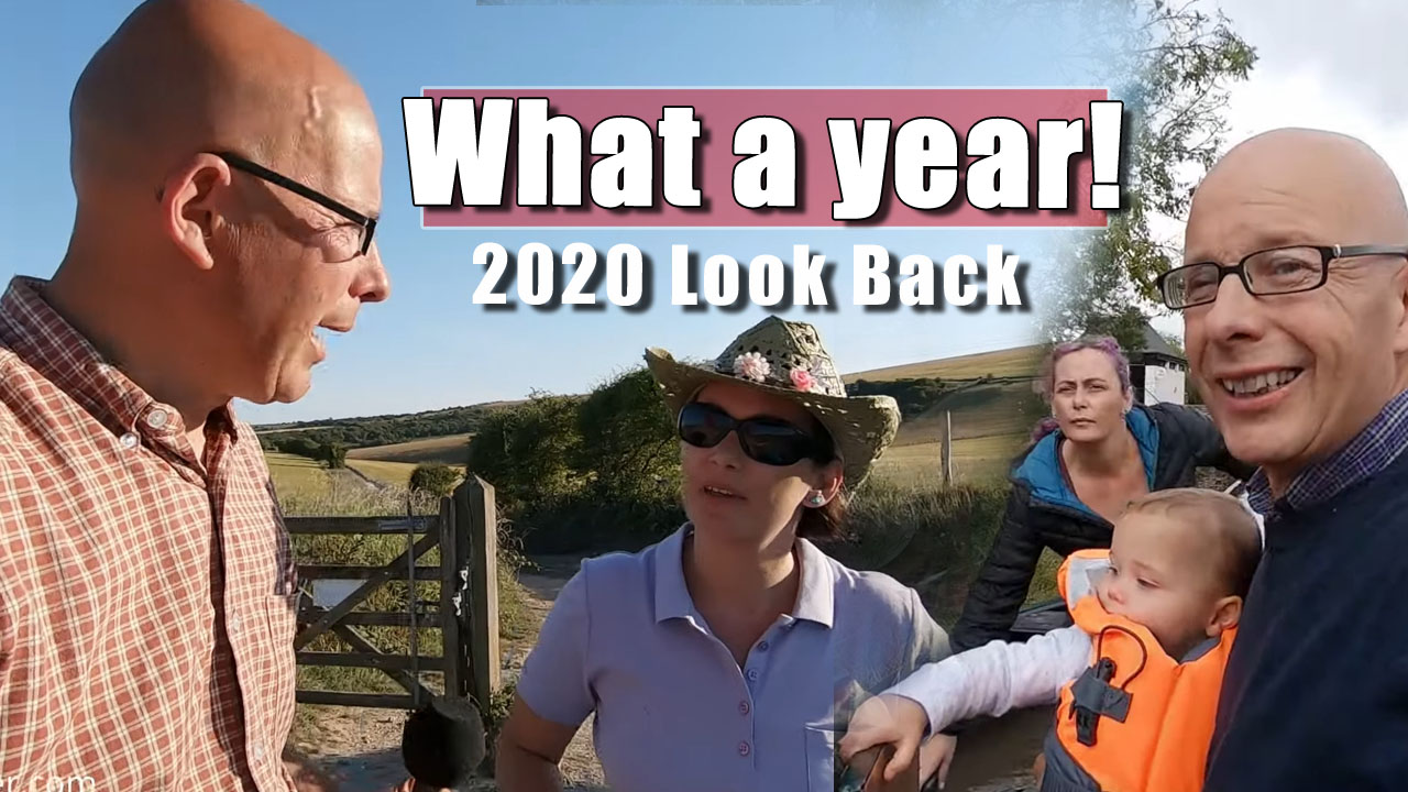 Look Back at 2020 - A Few Moments from a Difficult Year.