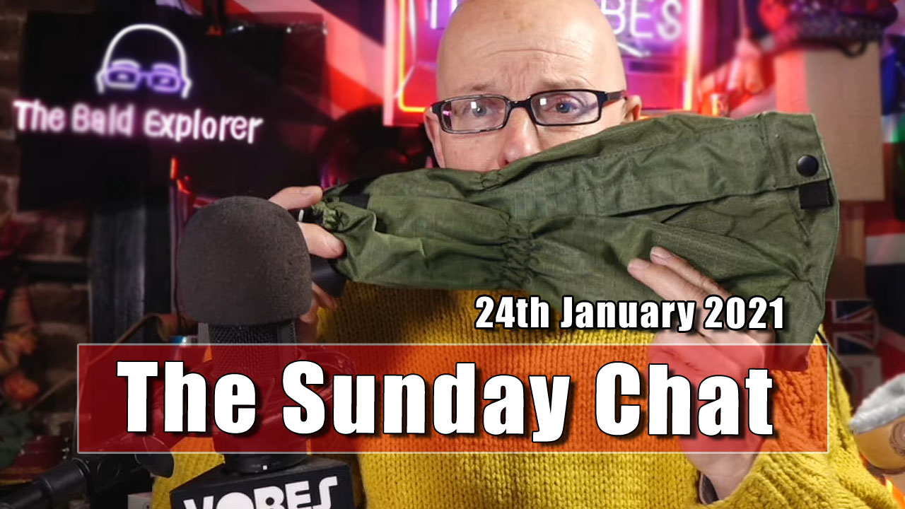 The Sunday Chat for 24th January 2021