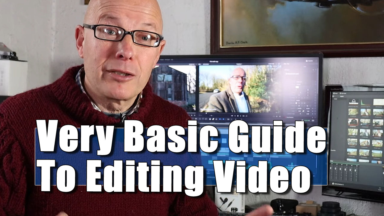 A Very Simple Beginner's Guide to Editing Video