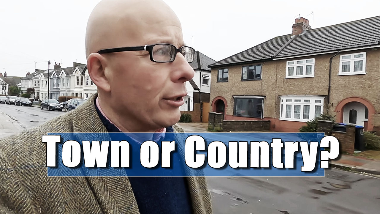 Cogitations: Would You Rather Live in a Town or the Country?