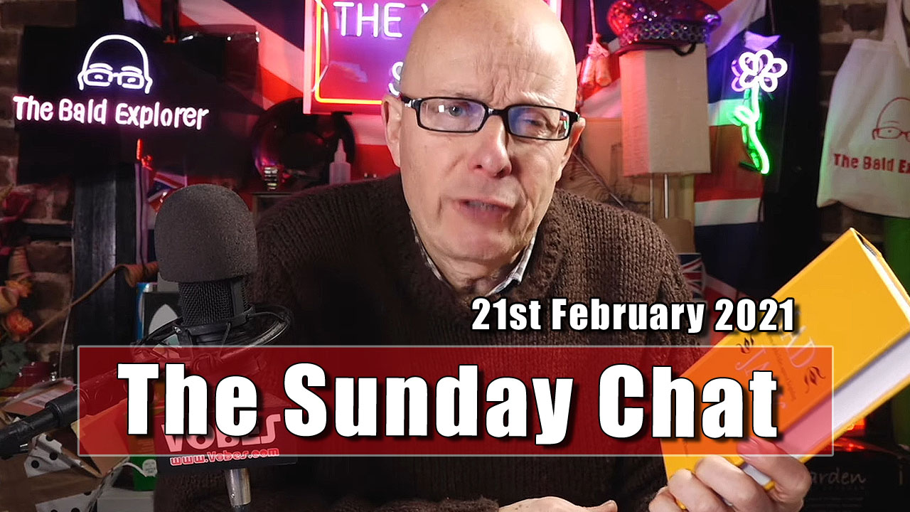 The Sunday Chat - 21st February 2021