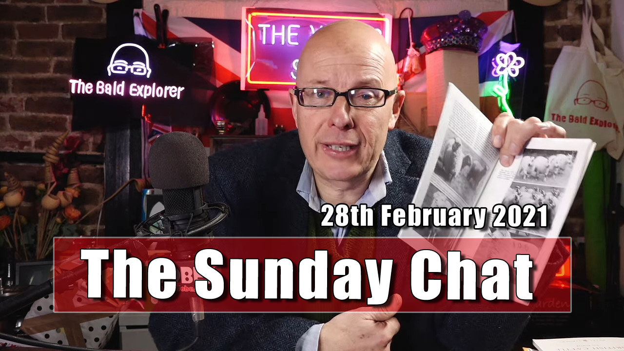 The Sunday Chat - 28th February 2021