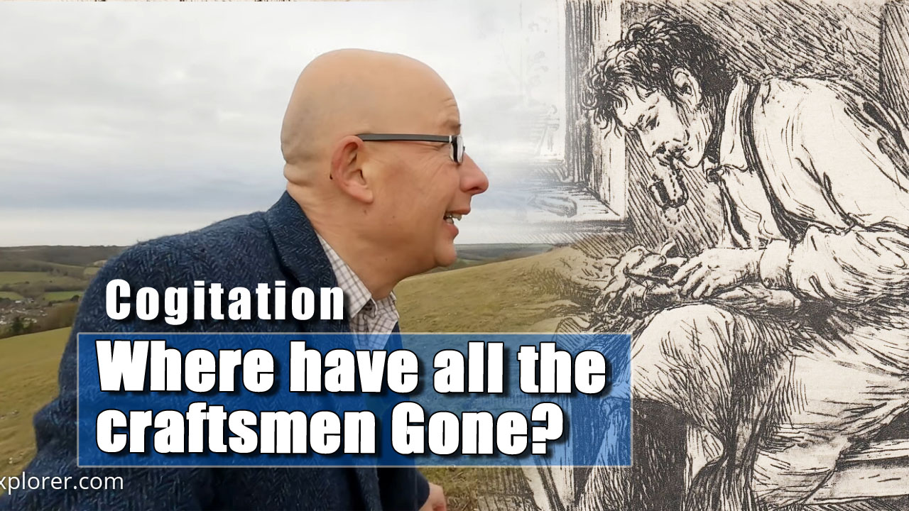 Cogitation - What Has Happened to all the Craftsmen?