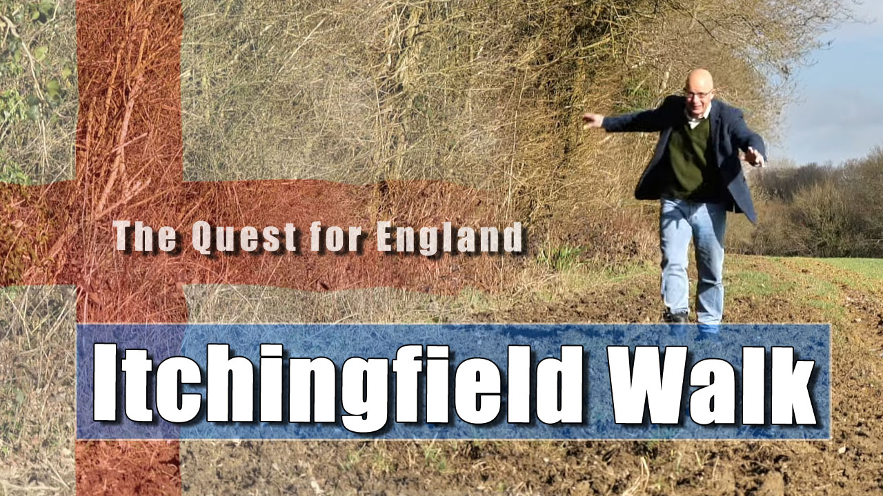 The Quest For England - Through the Itchingfield Mud We Go