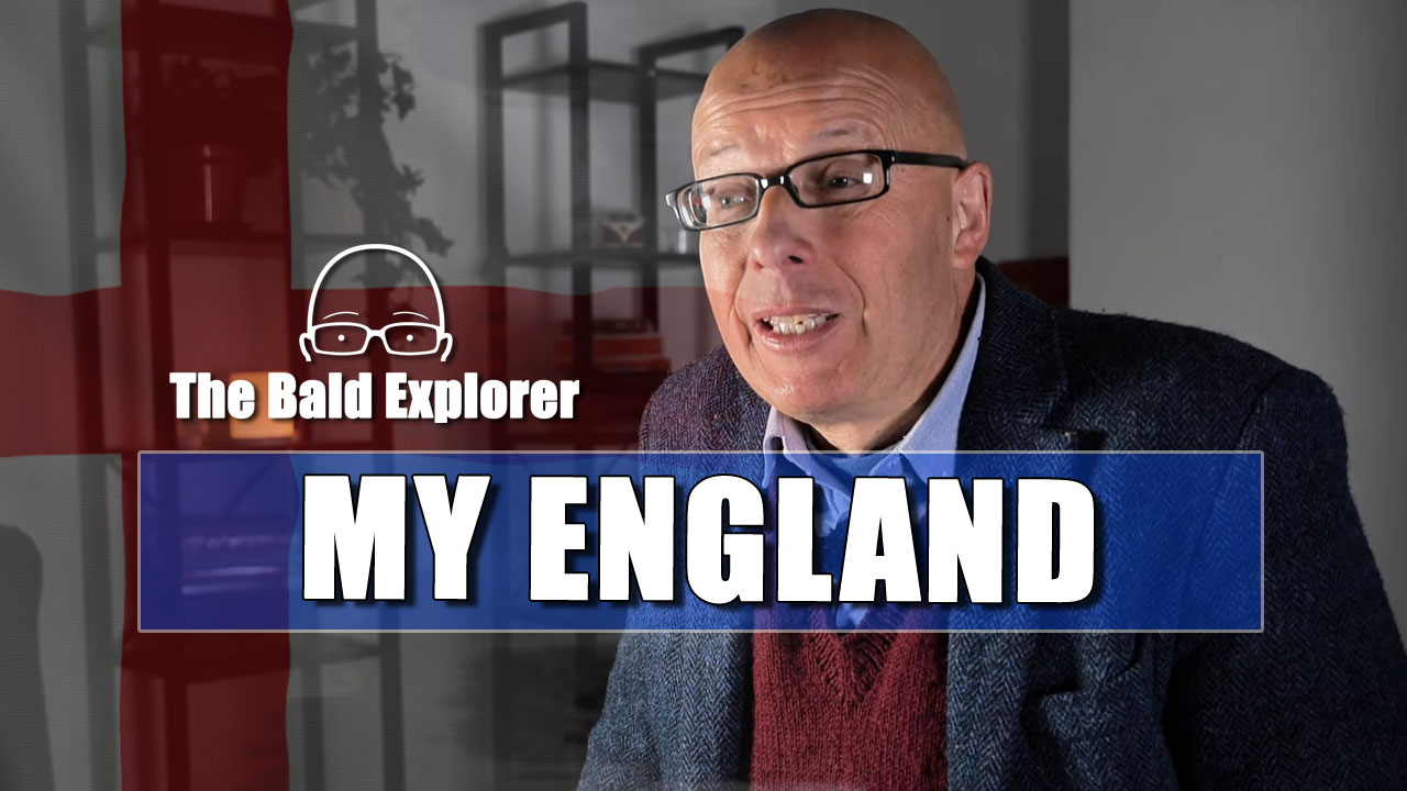 The Quest for My England ...