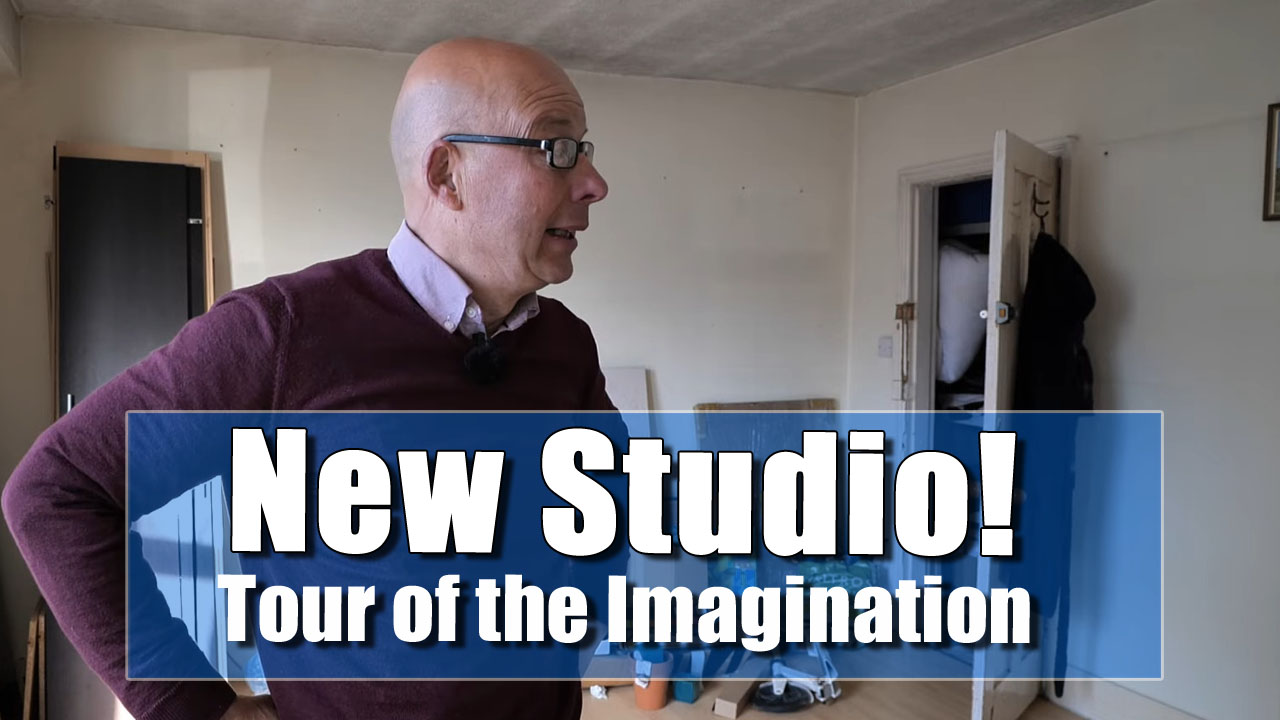 A Look at the New Video Studio Space