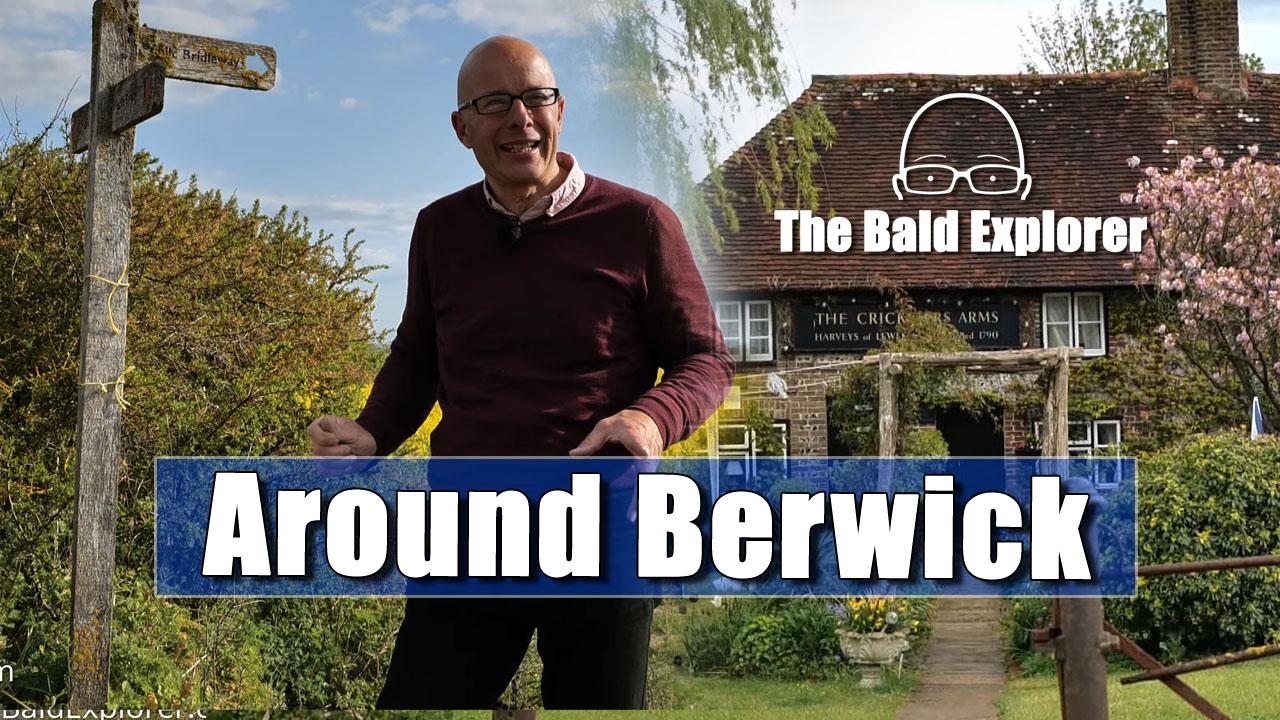 My England: Exploring the Countryside Around Berwick