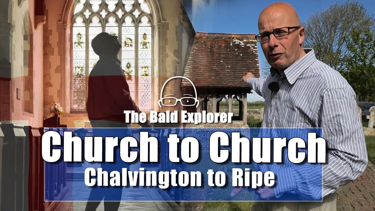 My England: Church to Church Walk from Chalvington to Eckington Corner