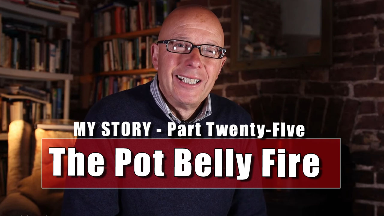 My Story - Buying a Pot Belly Fire and Getting Married!