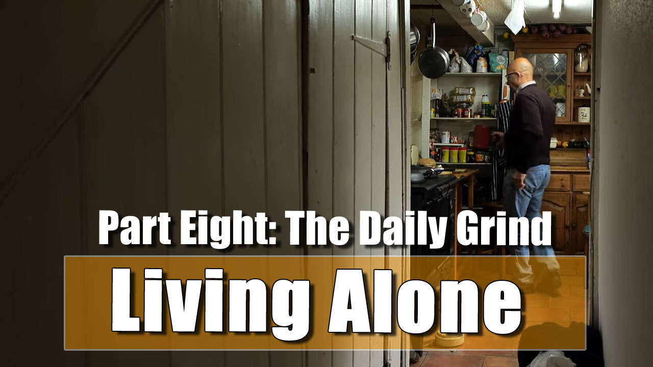 Living Alone - Part Eight: Bread and Farther's Day Cards