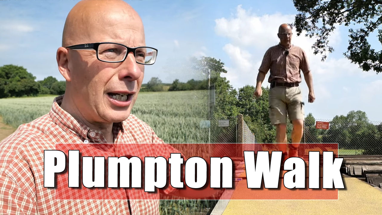 Walks in the Country: From Plumpton Green to East Chiltington Church