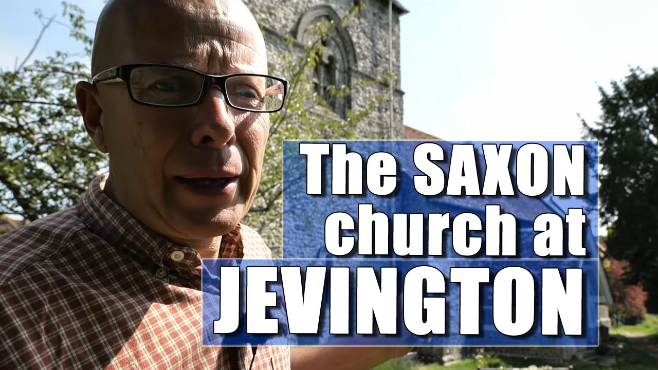 My England: And so to Jevington - they told me to go there!