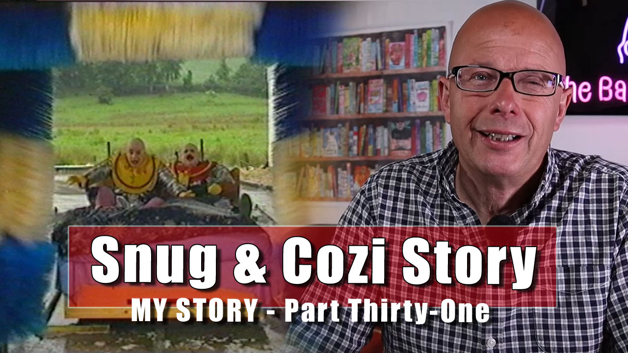 My Story - The third part of the Snug and Cozi story.