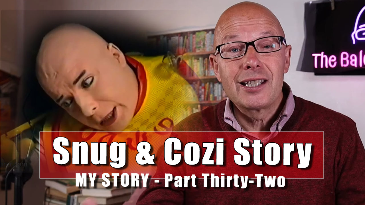 My Story - The Fourth Part of the Snug and Cozi Story