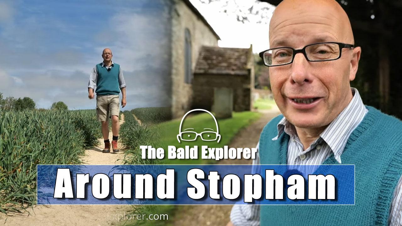 My England: Walking Around the Stopham Estate