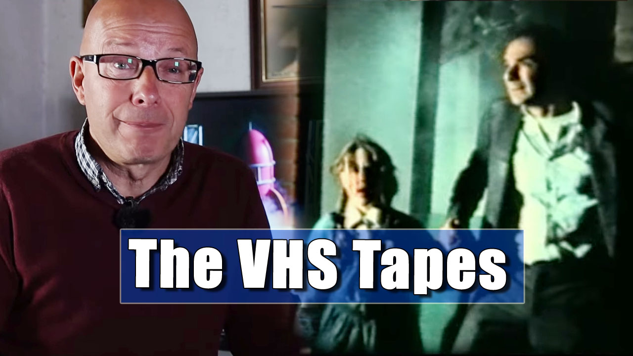 My VHS tapes Digitized - Showing snippets of past work.