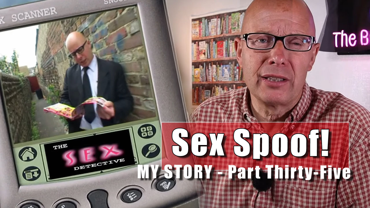 My Story: - From Children's TV to Adult Entertainment!