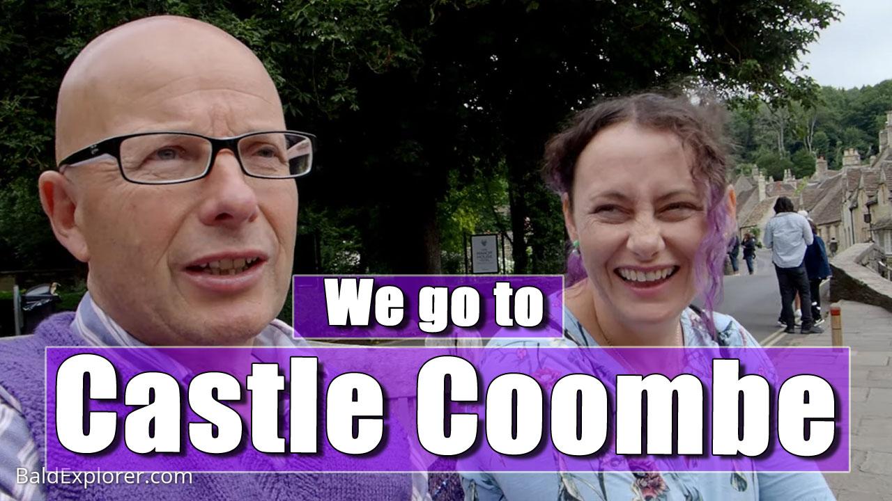 VAN TRIP UK: Castle Combe: Richard and Julia go to Wiltshire - Part Five