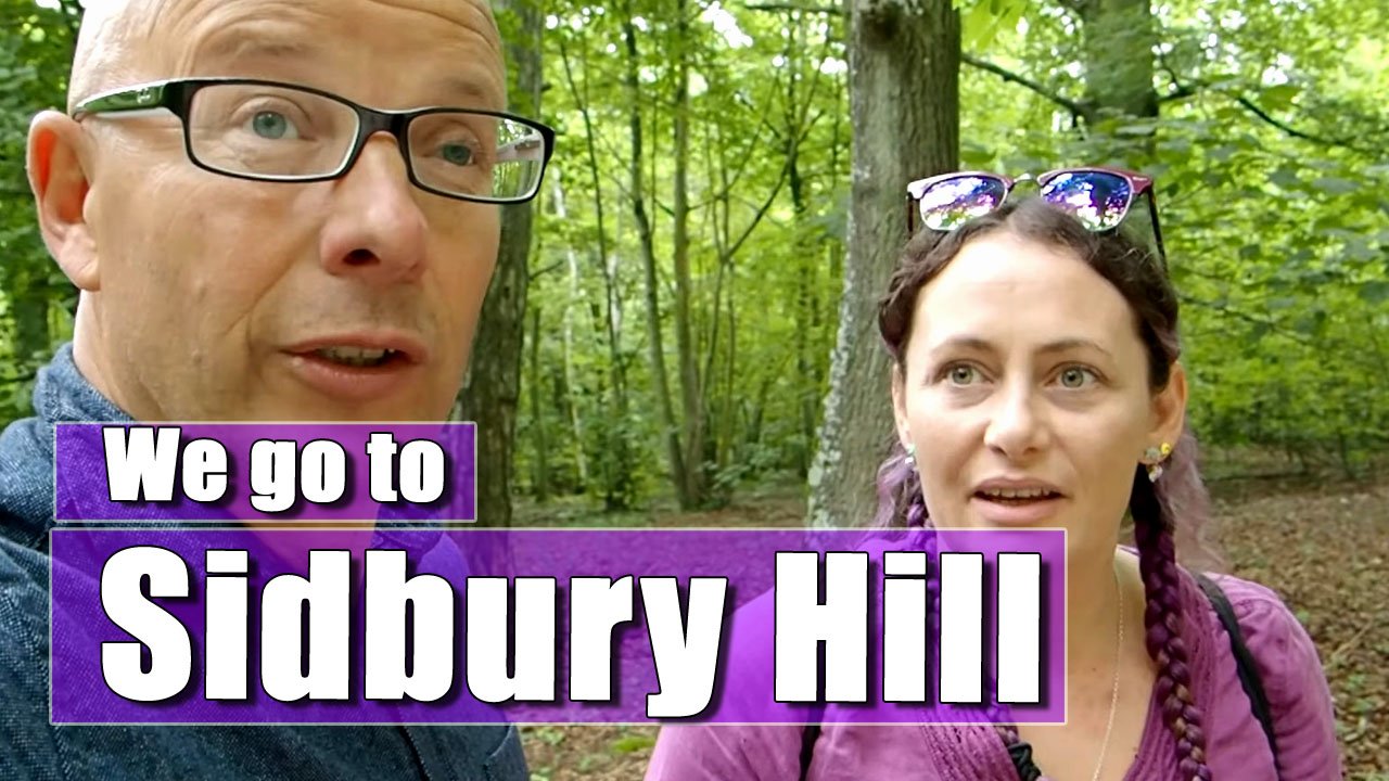 VAN TRIP UK: Sidbury Hill: Richard and Julia go to Wiltshire - Part Seven