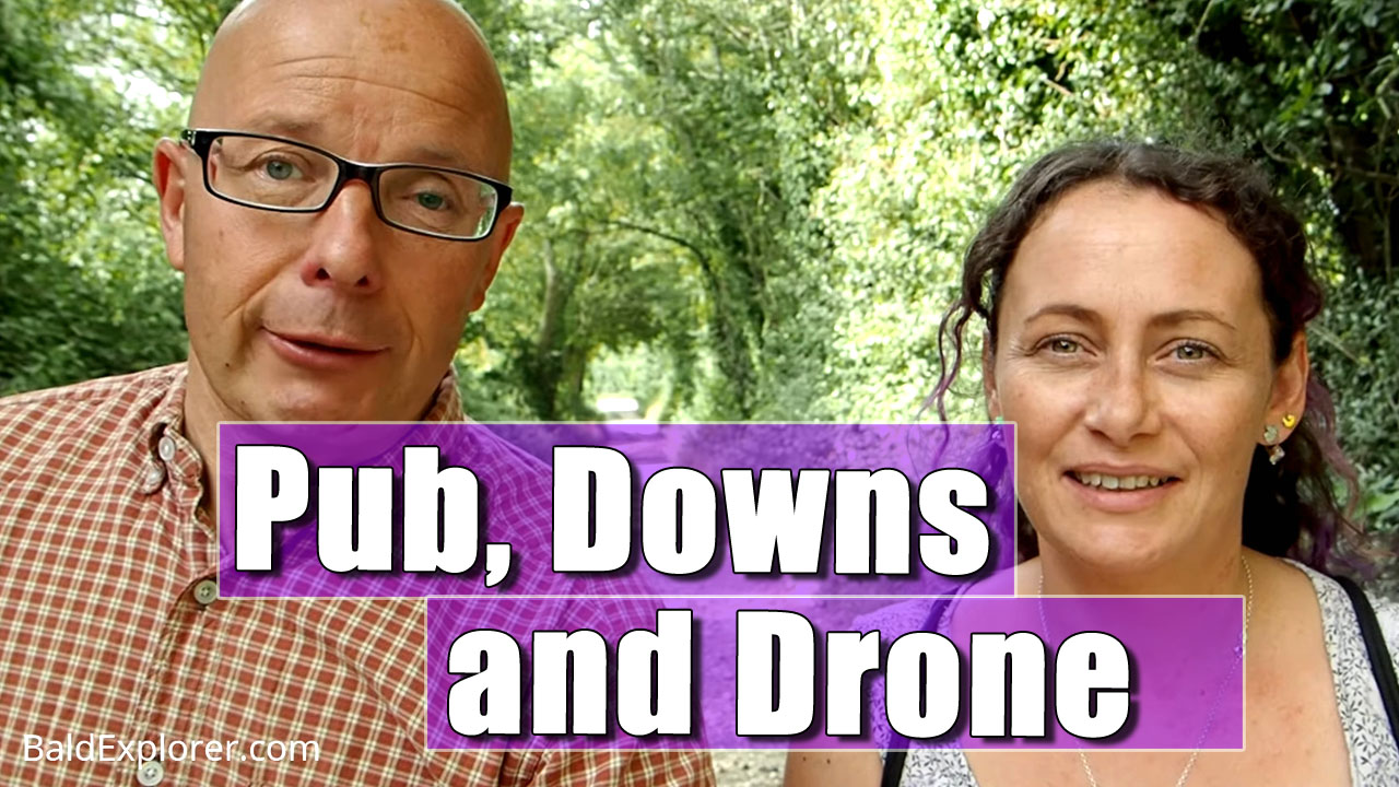Quest for England | English Village Explored and Drone Experiments Undertaken.