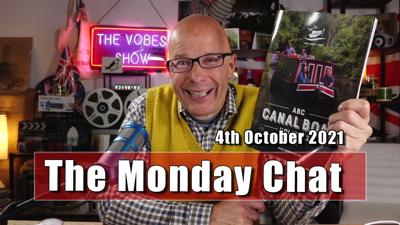 The Monday Chat - 4th October 2021